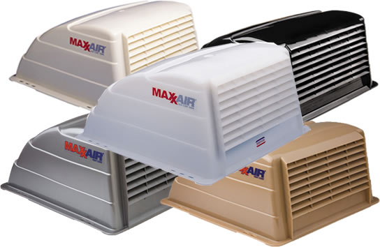 Maxxair Rv Roof Vent Cover 14 Quot X14 Quot Almond