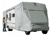 RV Cover For Class C Motorhomes - Fits Up To 20' x 122