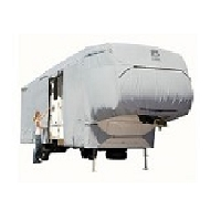 RV Cover For Fifth Wheel Trailers- Fits 20' To 23' x 122