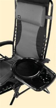 & Faulkner Chair Side Tray Fits Faulkner Recliners 13