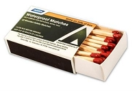 Camco Waterproof Matches