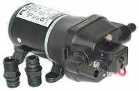 Flo JetQuad II Water Pump, 3.2 GPM, 12V 04306-500A