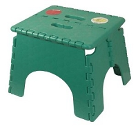 EZ-Foldz Step Stool Forest Green