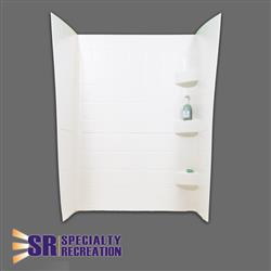 Specialty Recreation Shower Surround 24 Quot X 32 Quot X 66 Quot White