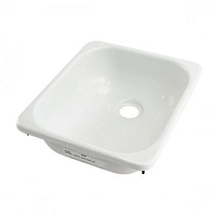 Lippert Square Outdoor Kitchen Sink 13