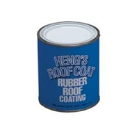 Heng's Rubber Roof Coating 1qt.