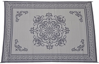 MEDALLION FIELDSTONE 8X16 Patio Mat