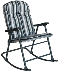 Cambria Cobalt Padded Rv Rocking Chair