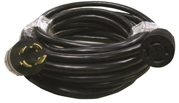 Extension Cord Mighty Cord Tm 4 Prong With Twist Lock