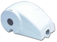 Carefree White Motor Cover