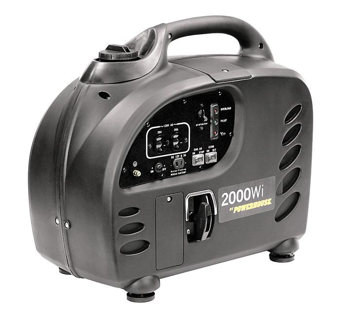 watt powerhouse inverter generator rv parts country