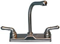 Kitchen Faucet, Brush Nickel
