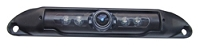 Vision State Substitute License Plate Camera