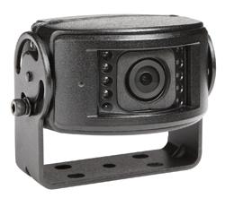 Voyager Black Ccd Color Back Up Camera