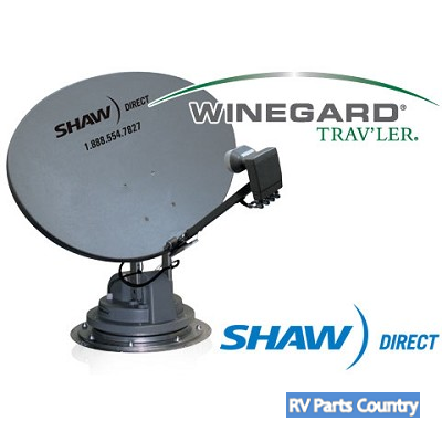 Winegard Trav Ler Shaw Direct Rv Satellite Dish Lnb Rv