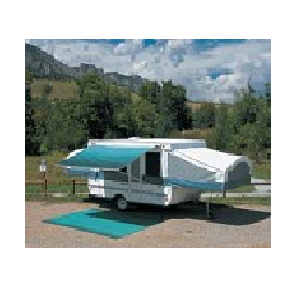 """Carefree Campout Awning 3.5M Teal, 11'-6"""""""