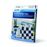 Awning Hanger with Clip 8/pack, Bilingual