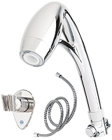 Oxygenics BodySpa Chrome Shower Kit