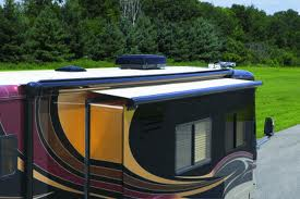 """SOK III RV Slideout Cover with Deflector Roof 182""""-189"""""""