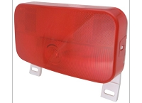 #92 Backup Taillight W/ License Bracket