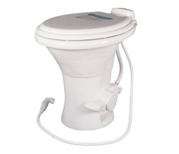 Dometic 310 Rv Toilet With Hand Spray White 302310111