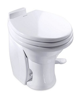 7640 Master Flush Ceramic Toilet in Bone