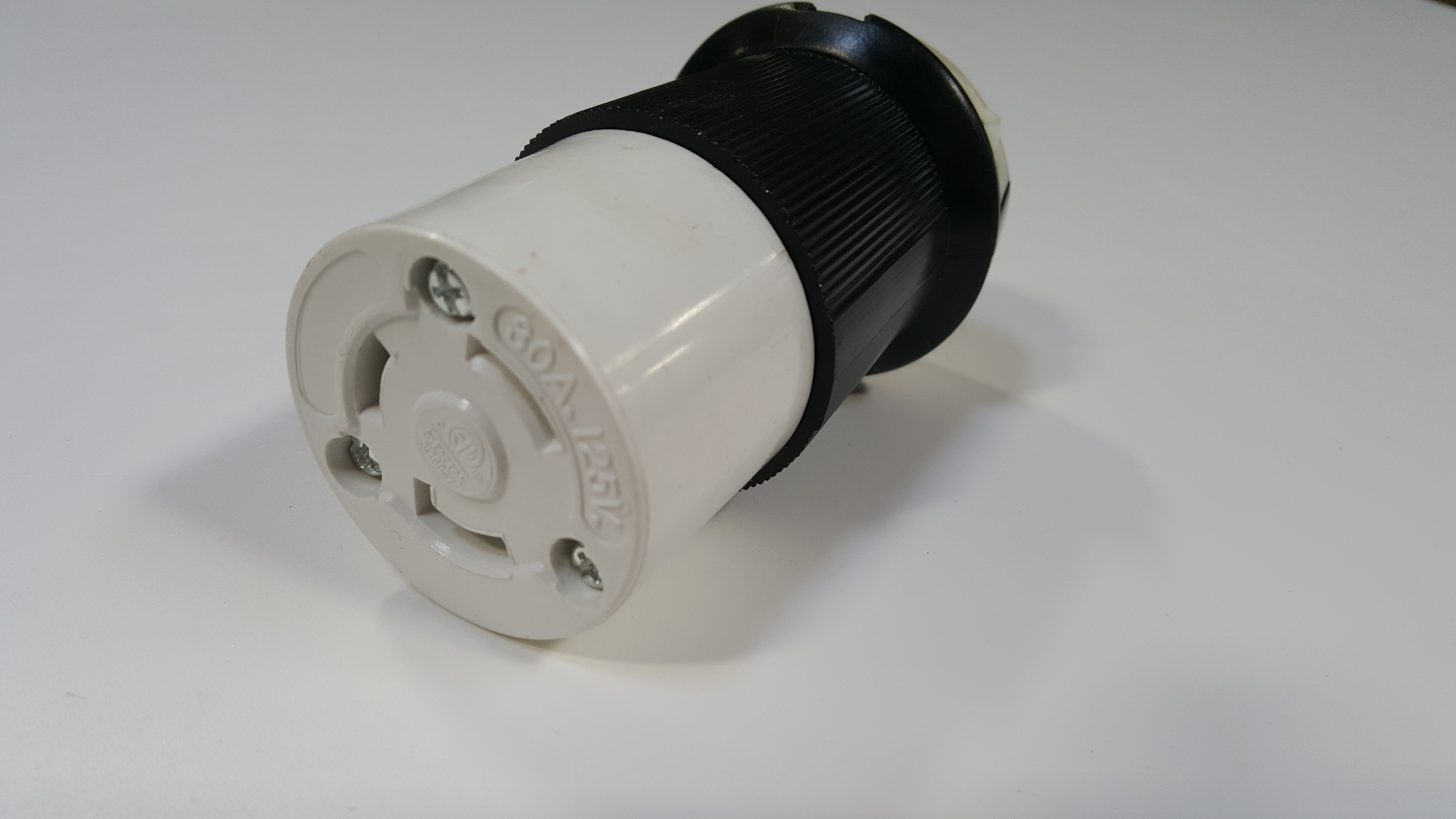 50 Amp Locking Female Connector