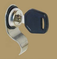 Finger Pull RV Compartment Lock