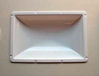 20x26 Inch RV Skylight Inner Dome
