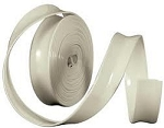 "RV Insert Trim- Narrow 3/4""x25' White"