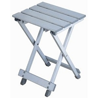 Aluminum Folding Stool