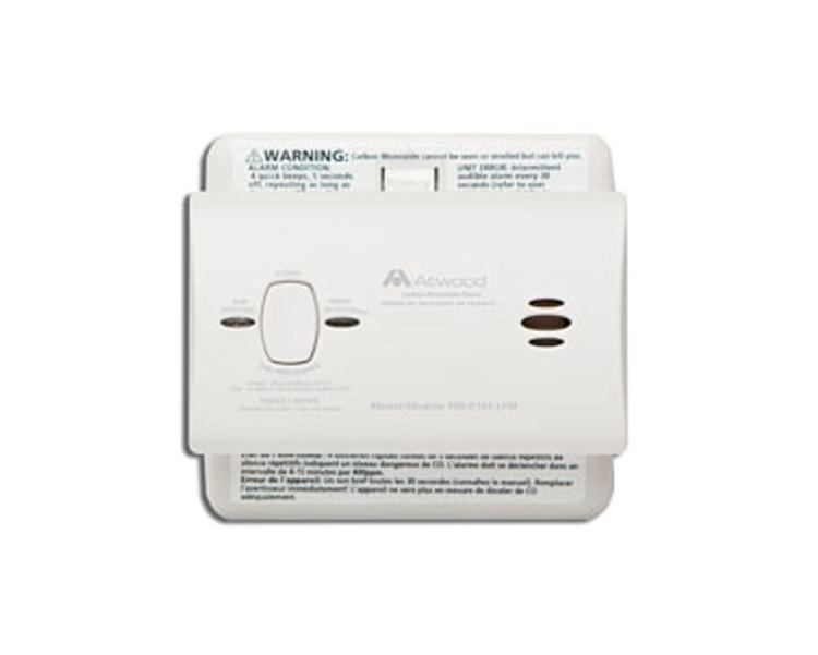 Rv Carbon Monoxide Gas Alarm Non Digital