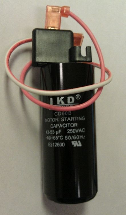 Hard Start Capacitor Kit For Brisk 2 Duo Therm