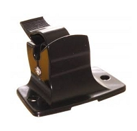 A&E Bottom Mounting Bracket - Black