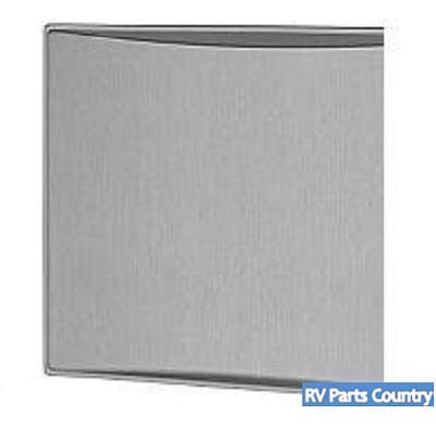 Dometic 3311889 020a Raised Aluminum Refrigerator Door Panels
