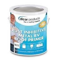 Primer, Metal Roof Rust, 1 Quart