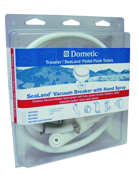 dometic sealand vacuum breaker w spray kit