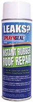 Spray N Seal Rubber Roof Repair