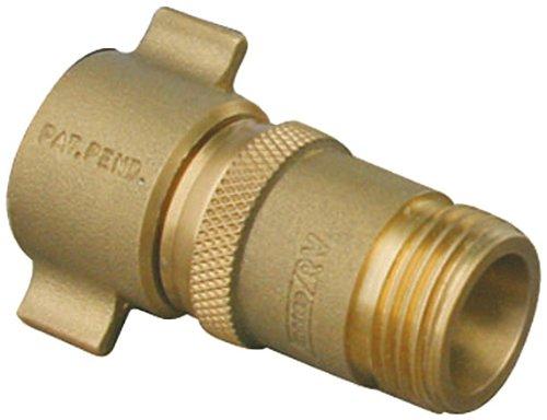 camco brass water pressure regulator rv parts country. Black Bedroom Furniture Sets. Home Design Ideas