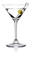 Martini Glass 2\pk