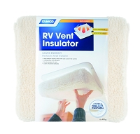 RV Vent Insulator Reflective