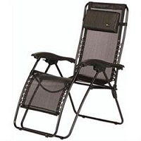 Faulkner Recliner Chair Black
