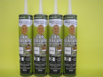 Rv Epdm Rubber Roof System Lap Sealant White