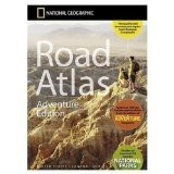 N.A. Road Atlas, Adventure Edition