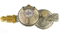 Two-Stage Regulator Horizontal  Propane Regulator