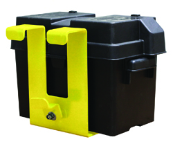 Trailer Hitches For Sale >> Hidden Power Underbed Auxiliary RV Battery Box
