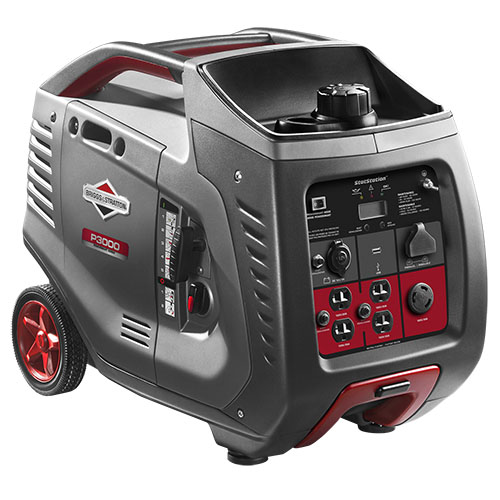Briggs & Stratton 3000 Watt Inverter Generator | RV Parts ...