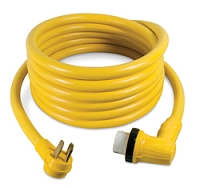 50A 30' Right Angle Cordset