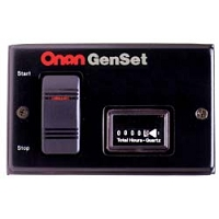 Onan Generator Switch With Hour Meter