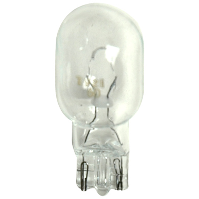 Attractive #921 Miniture Wedge Base RV Light Bulbs. 2/CD